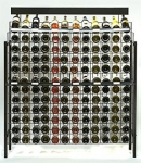 KD-144 Wine Rack. *SHIP MOTOR FREIGHT ONLY!!*