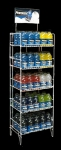 Powerade® Rack