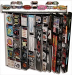 Sticker Rack