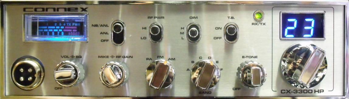 Connex CX 3300 HP