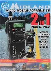 midland handheld 2N1