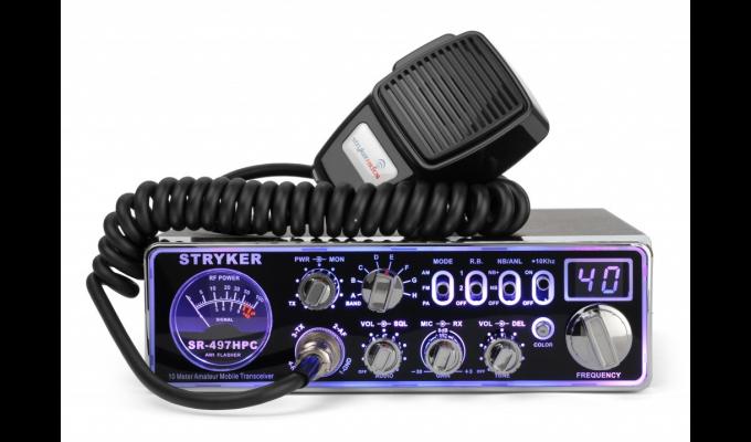 Stryker 497 HPC